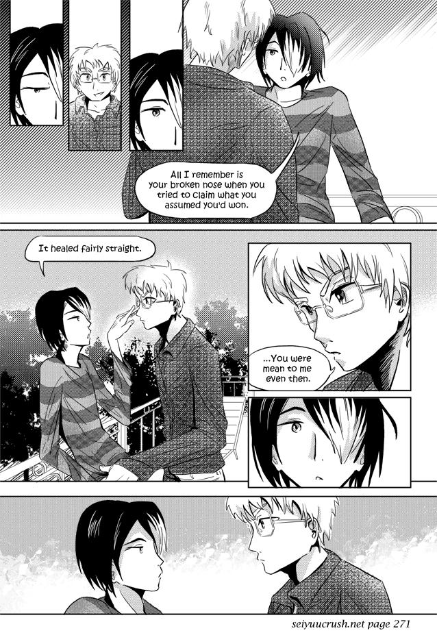 seiyuu crush! page 271Page271 #16